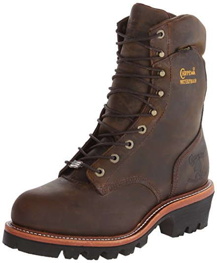 Chippewa Supper Logger WP Insulated Made In USA